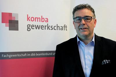 Andreas Hemsing (Foto: © komba gewerkschaft)